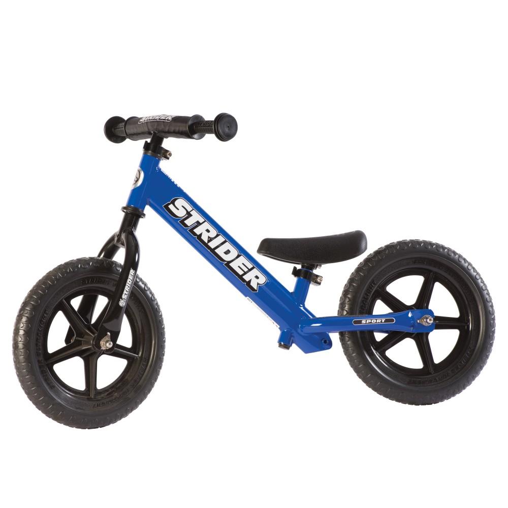 אופני איזון סטריידר 12 ספורט - כחול