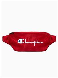Champion יוניסקס - תיק פאוץ' אדום