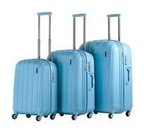 סט 3 מזוודות קשיחות דגם Paradis