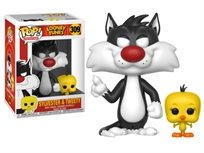 Funko Pop - Sylvester And Tweety (Loony Toons) 309 בובת פופ