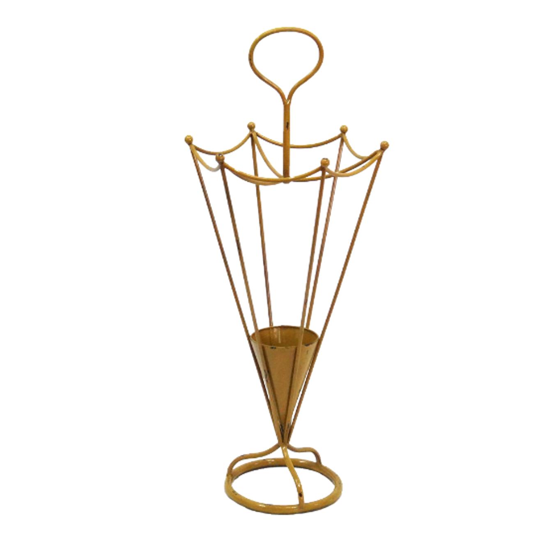מתקן מטריות בסגנון וינטג' מעוצב בצורת מטריה