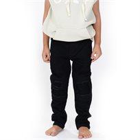 Oro / אורו (2-14 שנים) ג'ינס כיווצים - שחור