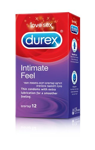 Durex Intimate Feel