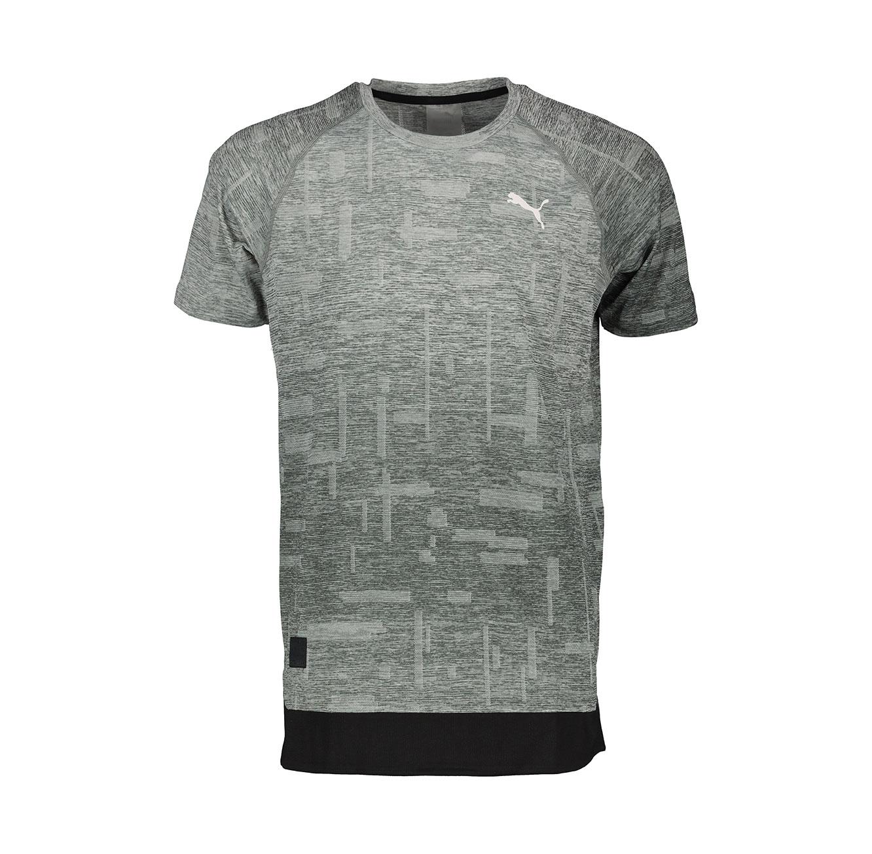 חולצת טי שירט Puma N.R.G. SS Tech לגברים - אפור
