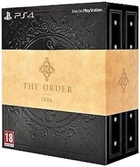 Ps4 The Order 1886 Blackwater Edition אירופאי!!