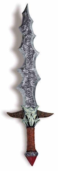 חרב ספוג משוננת