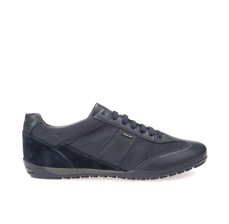 נעלי סניקרס מעור GEOX - לגבר - צבע לבחירה