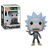 Funko Pop - Prison Break Rick  (Rick And Morty)  339 בובת פופ ריק ומורטי