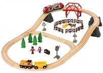 סט רכבת הכפר 46 חלקים 33916