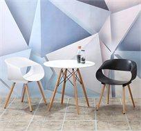 כסא בעיצוב מעוגל TAKE IT לפינות אוכל