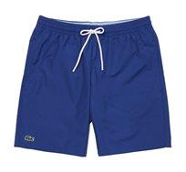 מכנסי בגד ים לגברים - כחול