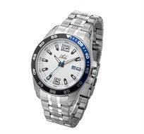 שעון יד ספורטיבי ADI לגברים - כסף