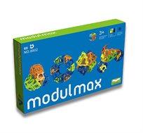 משחק קופסה מודולמקס להרכבה ויצירה של מגוון דמויות