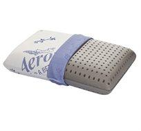 כרית אורטופדית Aeroflex עם סיבי פחם למניעת בקטריות Visco Charcola