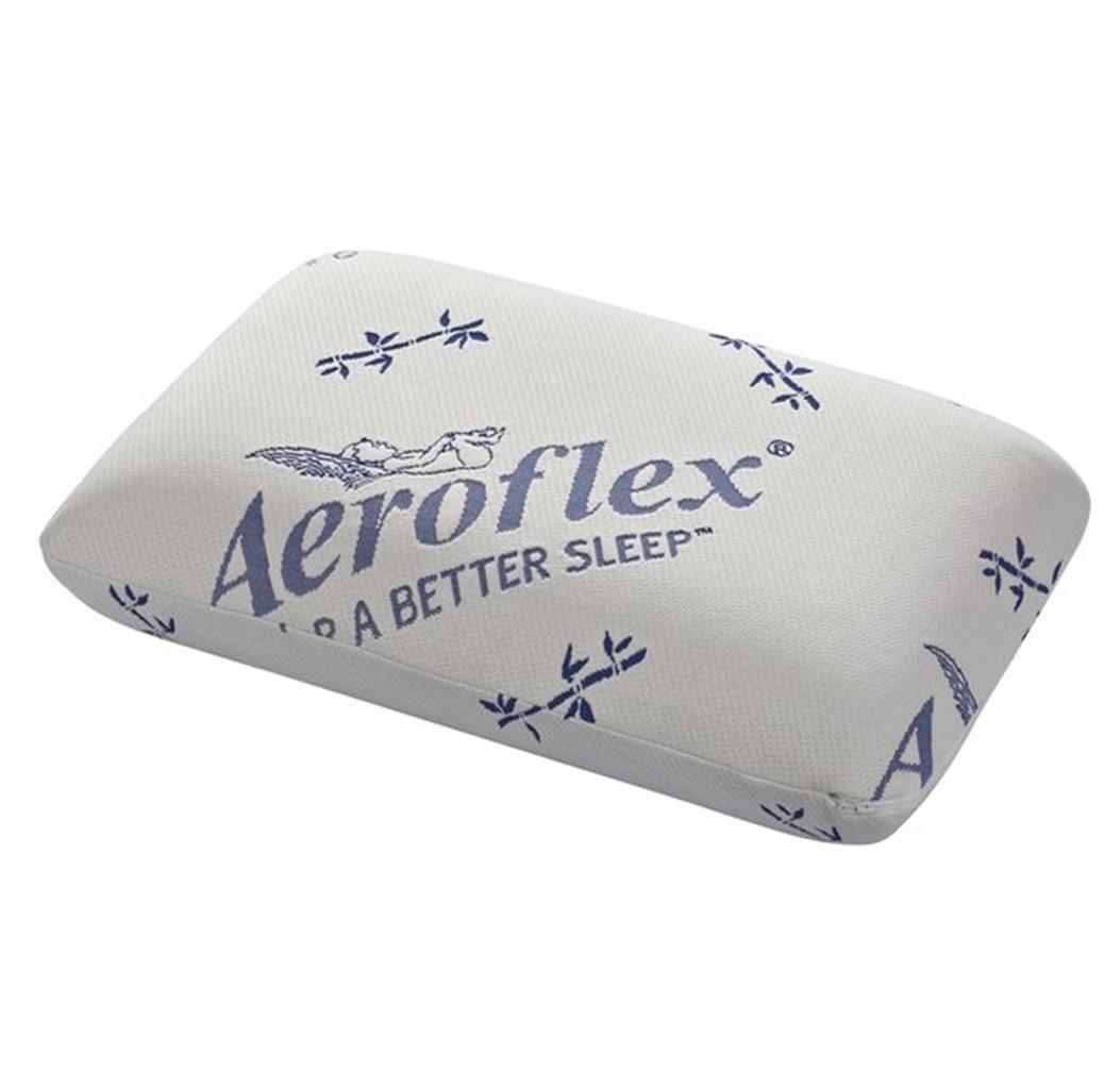 כרית Visco Charcola מבית Aeroflex להפגת לחצים מאזור הצוואר והראש ומעניק שנת לילה רגועה - משלוח חינם - תמונה 3