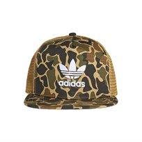 כובע יוניסקס - Adidas Camouflage Trucker Cap