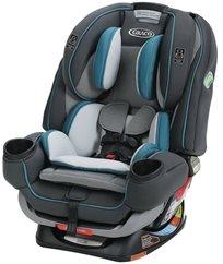 כסא בטיחות משולב בוסטר עם מאריך לרגלים פור אבר אקסטנד טו פיט 4Ever Extend2fit צבע Seaton