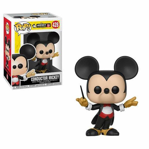 Funko Pop - Conductor Mickey (Disney) 428 בובת פופ