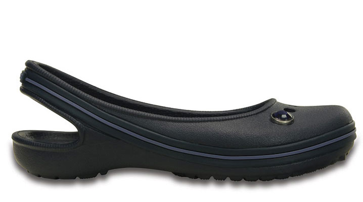 9c86c6117 Crocs Genna II Gem Flat GS
