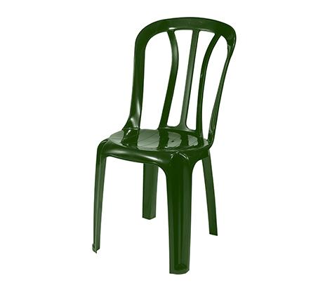 סט שישיית כסאות נערמים כתר פלסטיק לאירוח בחצר ובגינה במבחר גוונים - תמונה 2