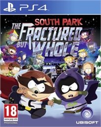 South Park: The Fractured But Whole Ps4 במלאי! אירופאי!