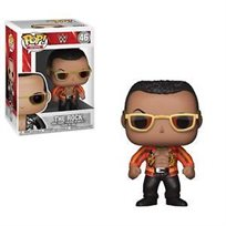 Funko Pop - The Rock 80' (Wwe) 46  בובת פופ