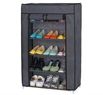 ארון נעליים מודולרי מבד ב-3 צבעים לבחירה