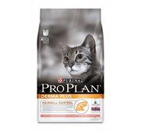 """מזון לחתולים עם פרווה ארוכה 3 ק""""ג Pro Plan היירבול, יעיל במניעת היווצרות כדורי שיער"""