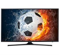 """טלוויזיה """"SAMSUNG LED SMART TV 50 ברזולוצית 4K תפריט בעברית תוצרת אירופה דגם UE50KU6072 - משלוח חינם!"""