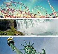"""נופש מאורגן ל-10 ימים/8 לילות בניו יורק, אורלנדו ומזרח ארה""""ב החל מכ-$2450*"""