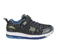 נעלי ספורט יובל חצים Papaya לילדים בצבע שחור