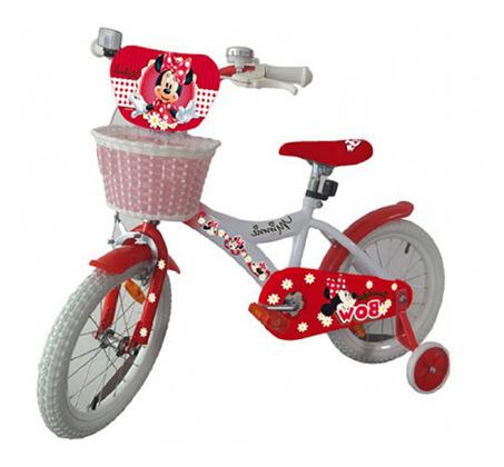 אופני מותגים לילדים במידות 14 ו-16 אינץ' במגוון דמויות אהובות לבחירה  - משלוח חינם - תמונה 4