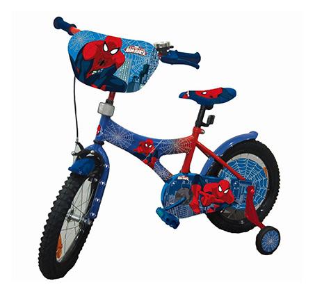 אופני מותגים לילדים במידות 14 ו-16 אינץ' במגוון דמויות אהובות לבחירה  - משלוח חינם - תמונה 5
