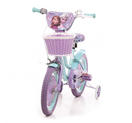 אופני מותגים לילדים במגוון דמויות לבחירה