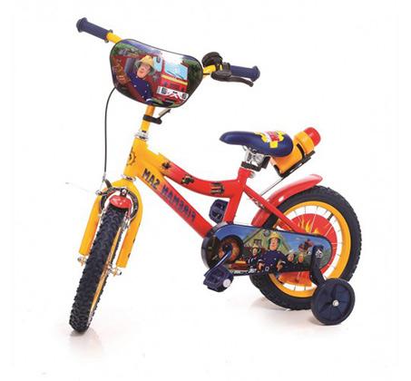 אופני מותגים לילדים במידות 14 ו-16 אינץ' במגוון דמויות אהובות לבחירה  - משלוח חינם - תמונה 2