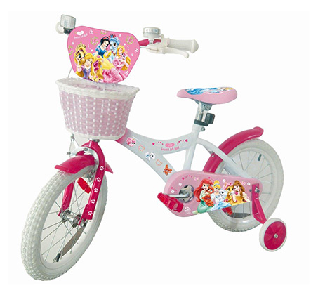 אופני מותגים לילדים במידות 14 ו-16 אינץ' במגוון דמויות אהובות לבחירה  - משלוח חינם - תמונה 3
