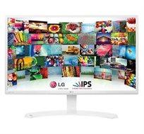 מסך מחשב LED 23.8 ברזולוציית Full HD וחיבור HDMI תוצרת LG דגם: 24MP58VQ-W