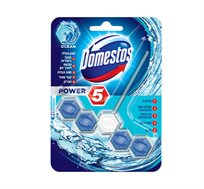 מארז 6 יחידות סבון אסלה Domestos + מגבת בדין מתנה