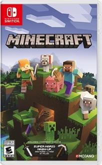 Minecraft Nintendo Switch נינטנדו סוויץ' כניסה למלאי: 06.08.19