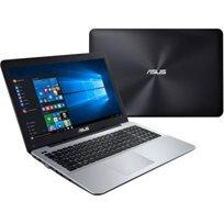 """מחשב נייד """"15.6 Asus דגם X555DA-WB11 זיכרון 4GB דיסק קשיח 500GB מ.הפעלה Win 10"""
