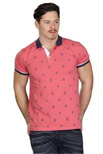 חולצת פולו לגברים SLIM FIT במגוון צבעים לבחירה