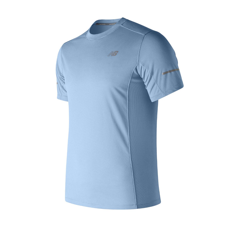 חולצת אימון לגברים - תכלת