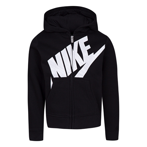 Nike ילדות// Nsw Futura Fleece Hoodie Black