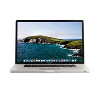 """מחשב נייד Apple MacBook Pro מסך 15.4"""" זיכרון 4GB דיסק קשיח 500GB מעבד i7"""