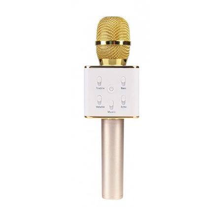 מודרניסטית מיקרופון אלחוטי איכותי גדול לקריוקי בעל רמקול Bluetooth ואפשרות ZW-87
