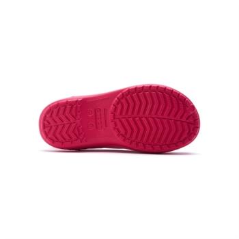 ff6f67ceb הנעלה   נעלי ילדות   נעלי בובה   Crocs Genna Ii Gem Flat - נעל בובה בצבע  קורל לילדות